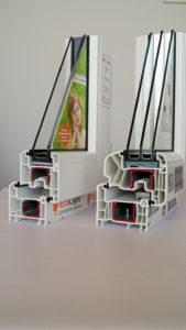 комплектации пластиковых окон